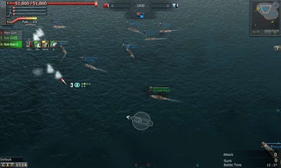 gameplay navyfield2