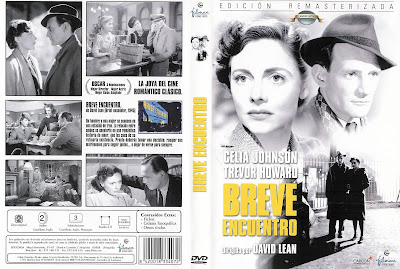 DVD Cover: Brief Encounter