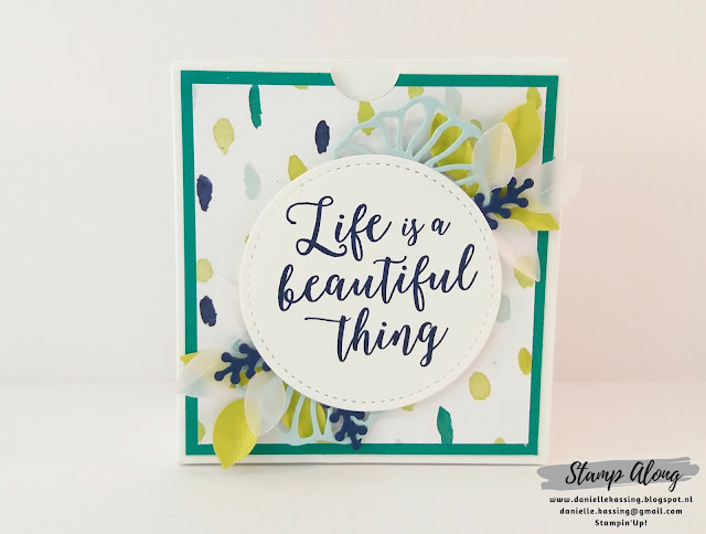 Stampin'Up! Naturally Eclectic giftbox