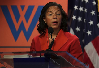 Now Susan Rice Gets 'Four Pinocchios' From Fact-Checkers Over Her Claim Syria Had 'Verifiably' Given Up Chemical Weapons