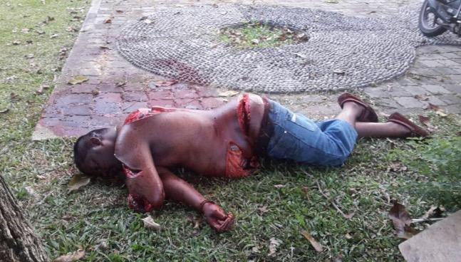 Penghantar Makanan Mati Ditetak Di Petaling Jaya