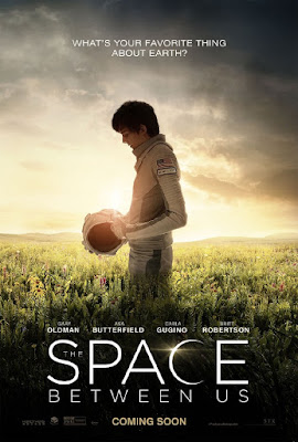 The Space Between Us (2017) Sinhala Sub