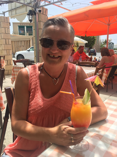 cocktails in Cyprus