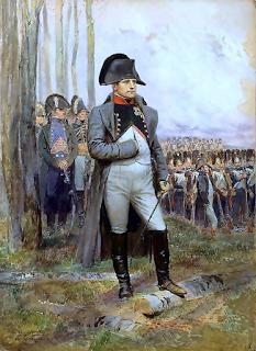 Napoleone alla battaglia di Jena