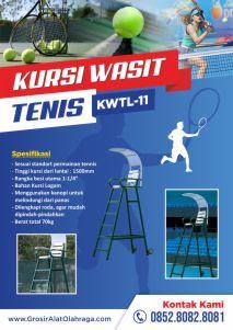 kursi wasit tenis kwtl-11