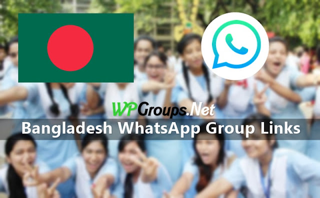 Bangladesh WhatsApp Group Links