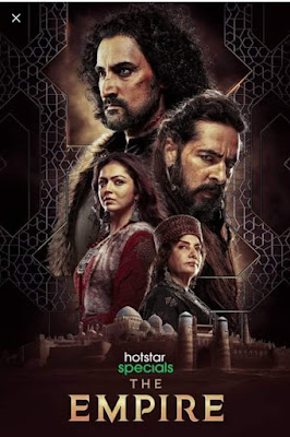 Hotstar web series the empire review