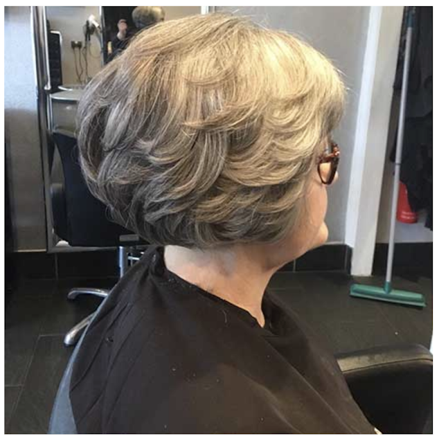 short hairstyles for over 50 fine hair