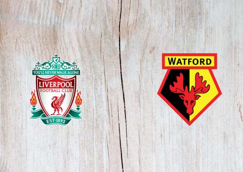 Liverpool vs Watford Full Match & Highlights 14 December 2019
