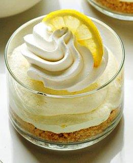 Cheesecake de Limão low carb