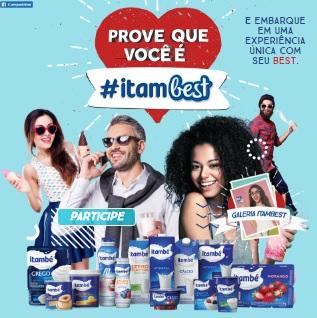 Cadastrar Promoção Itambé 2017 Itambest