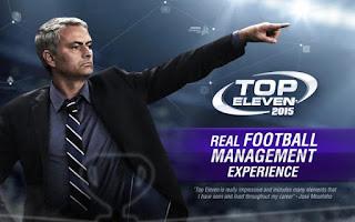 Download Gratis Top Eleven 2015 Apk v4.3 Terbaru