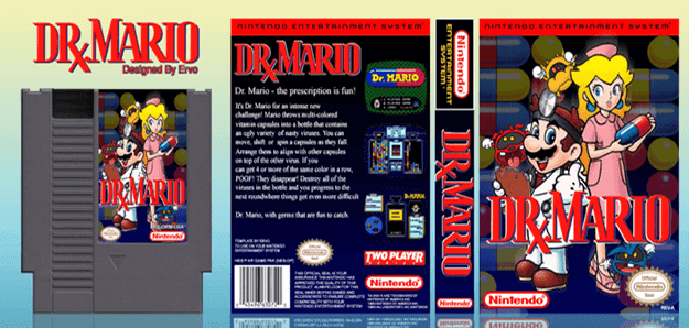 Dr. Mario - On this day
