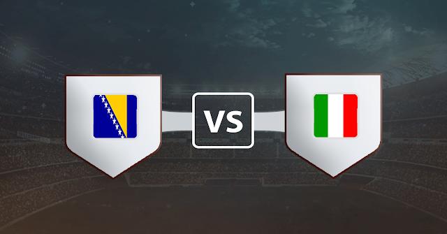 نتيجة مباراة ايطاليا والبوسنة والهرسك اليوم الاربعاء 18 نوفمبر 2020 في دوري الأمم الأوروبية