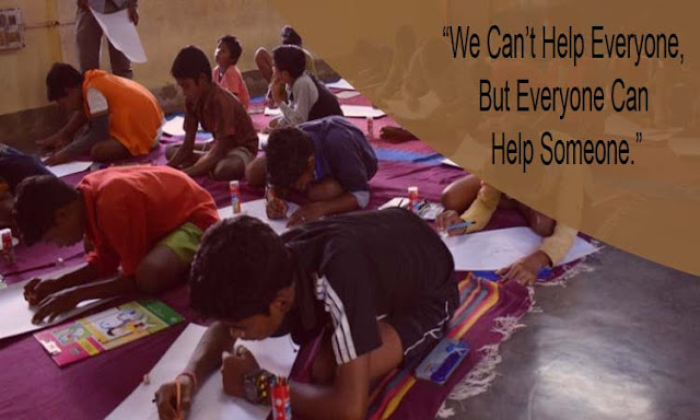 Become a volunteer for NGO India