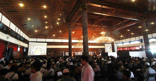 Muktamar Tokoh Umat (MTU) Jogjakarta - Abad Khilafah