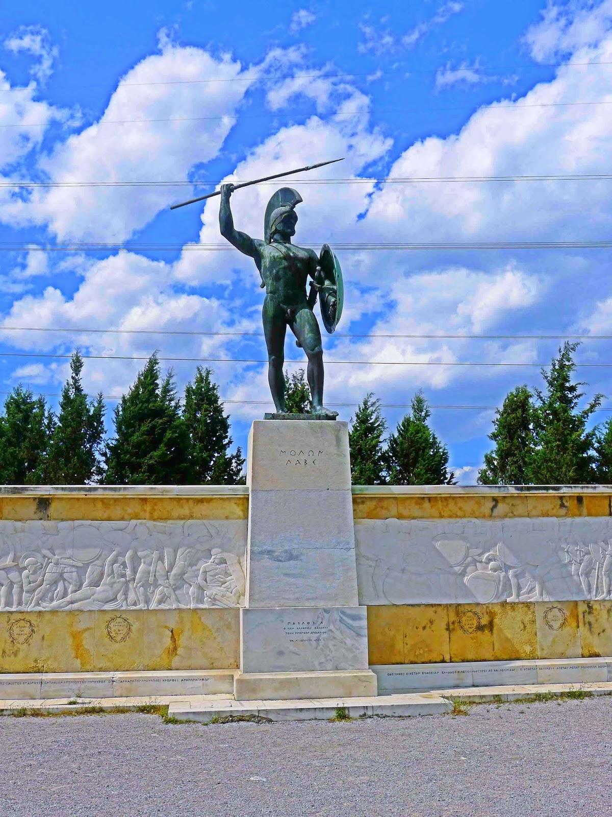 Thermopylae Leonidas