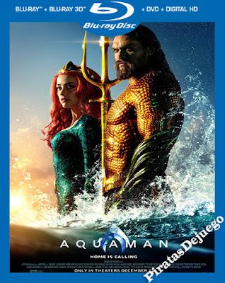 Aquaman (2018) IMAX HD 1080P Latino