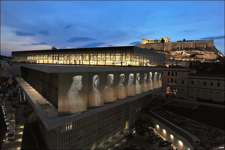 These Are The 25 Best Museums In The World - Acropolis Museum