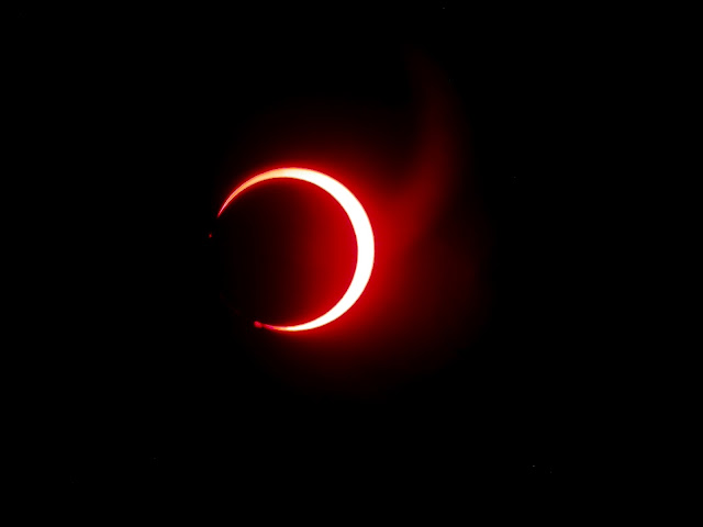 Lunar Eclipse moon wallpaper