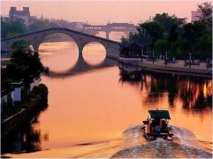คลองต้ายวิ่นเหอ (Grand Canal)