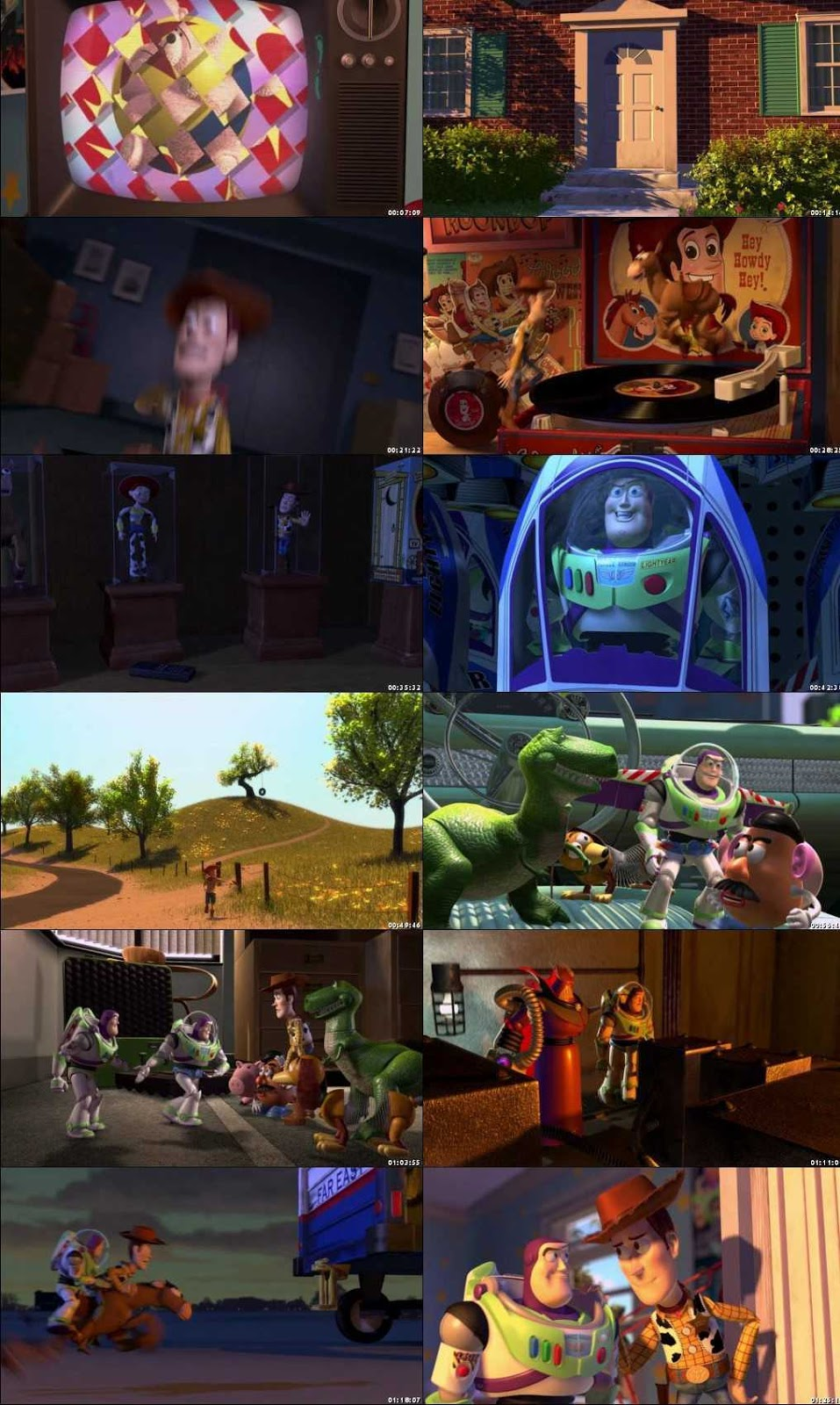 Toy Story 2 1999 Screenshot