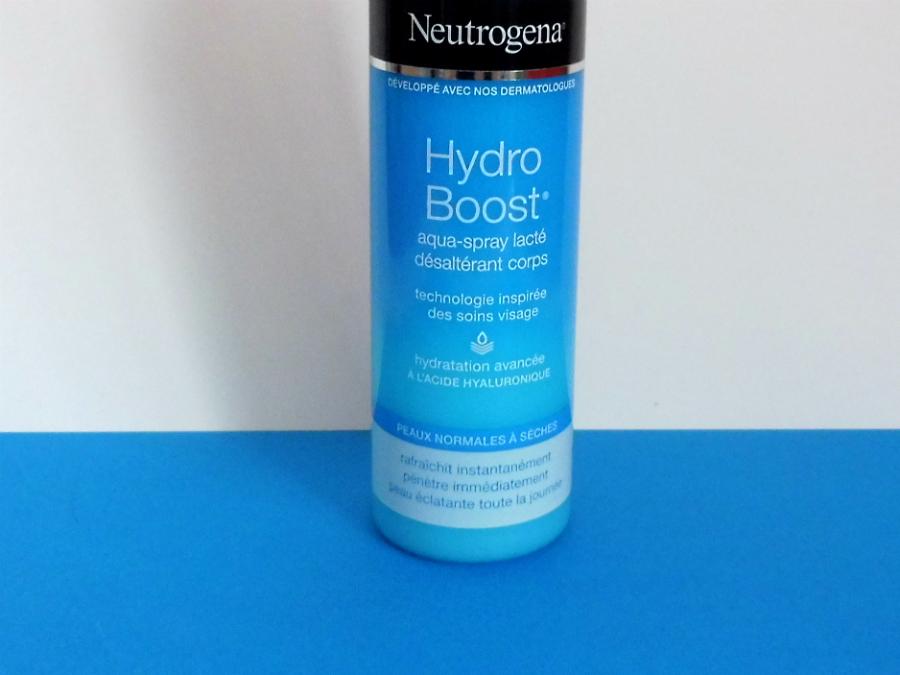 Hydro Boost corps de Neutrogena - Par Lili LaRochelle à Bordeaux