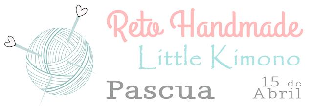 Reto Handmade Little Kimono Pascua