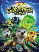 Alpha And Omega: The Legend of the Saw Toothed Cave (2014) ()