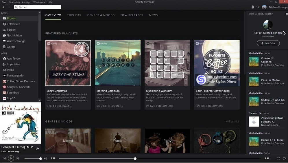 Spotify 1.0.49.125 Final For PC