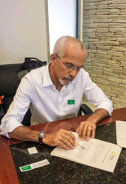 PDT confirma pré-candidatura de Edvaldo ao governo de SE