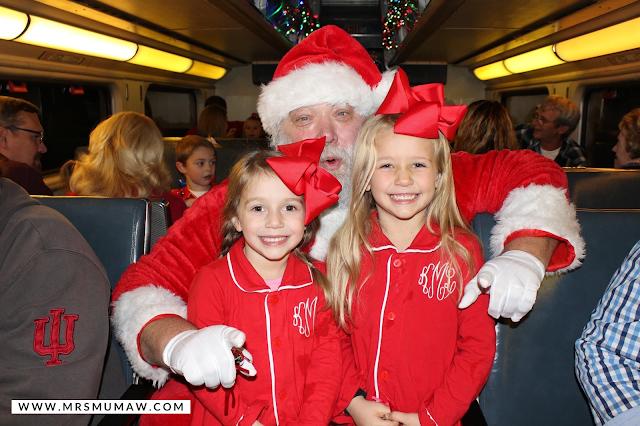 Polar Express train ride, Polar Express, French Lick, Polar Express French Lick