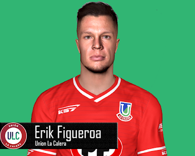 PES 2017 Faces Erik Figueroa by Seba_Facemaker