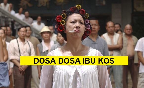 Dosa-dosa Ibu Kos