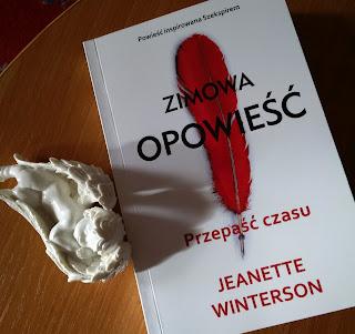 """Globalny Projekt Szekspir ruszył do akcji. Recenzja książki """"Zimowa opowieść. Przepaść czasu"""" Jeanette Winterson."""