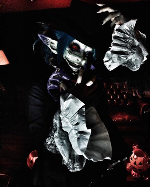 Gothic Imp Costume