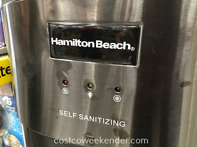 Costco 2018052 - Drinking water just got better with the Hamilton Beach Bottom Loading Water Dispenser
