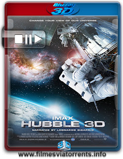 Hubble 3D Torrent - BluRay Rip IMAX 1080p 3D HSBS Dual Áudio (2011)