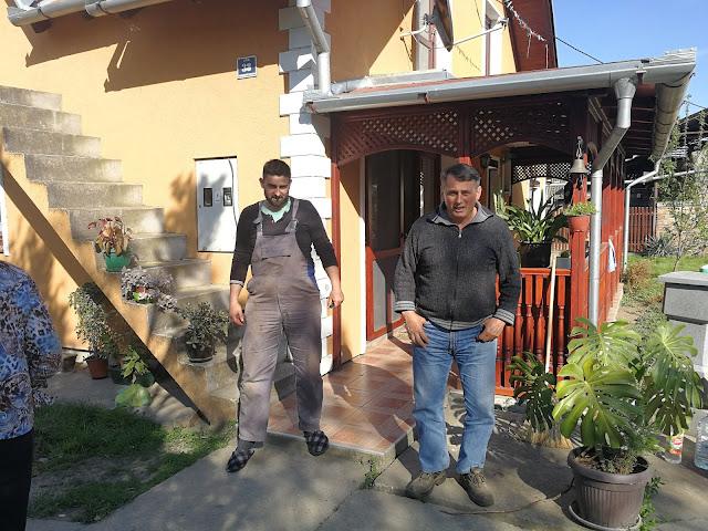 Богдан и тата Драган В. Тарзан