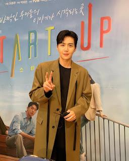 "Profil Lengkap Dan Perjalanan Karir Kim Sun Ho Pemeran Han Ji Pyeong ""Start Up"""