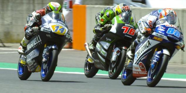 2018年MotoGP第6戦イタリアGP ホルヘ・マルティン予選