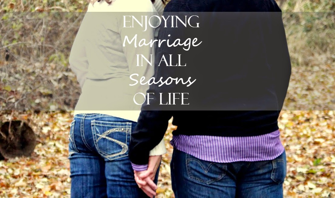 Enjoying your spouse