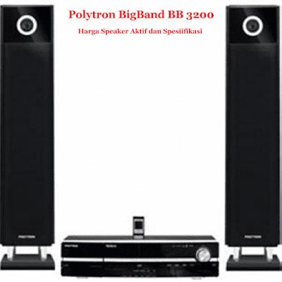 Harga-Speaker-Aktif-Polytron-BigBand-BB-3200