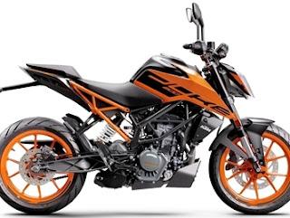 KTM 200 Duke Price, Mileage, Images