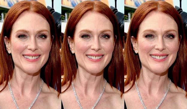 While going on, let's unlock one more secret of Julianne Moore that whatever sun screen she uses, it includes the ingredients that fight against the rays of UVA and UVB.