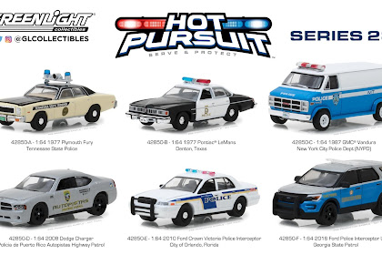 Greenlight Hot Pursuit Series 28