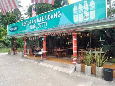 restoran Mee Udang Nur Zetty