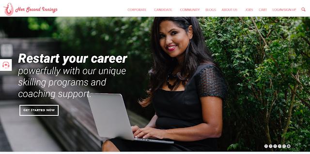 career service for women