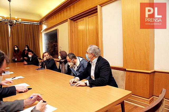 RN valora acogida del Gobierno  de recibir a 270 afganos en Chile
