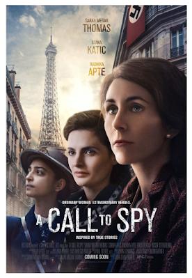 A Call to Spy - new world war 2 movie